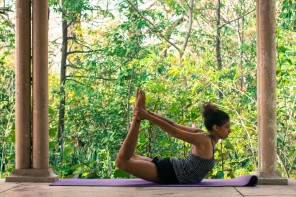 10 Key Poses for Women's Health- Bow Pose
